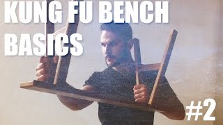 Kung Fu Horse Bench Basics #2 - Bench Hook and Uppercut