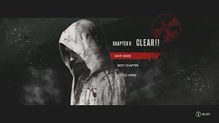 The Evil Within : Chapter 9 (AKUMU 悪夢) - Walkthrough