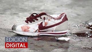 Los Nike Cortez, unos tenis que la MS-13 utiliza como un símbolo entre pandilleros