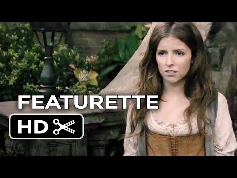 Into the Woods Featurette - Inside Into The Woods (2014) - Anna Kendrick, Johnny Depp Musical HD
