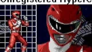 Mighty Morphin Power Rangers Morphing 2