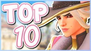 Overwatch - TOP 10 BEST YEAR 3 EVENT SKINS