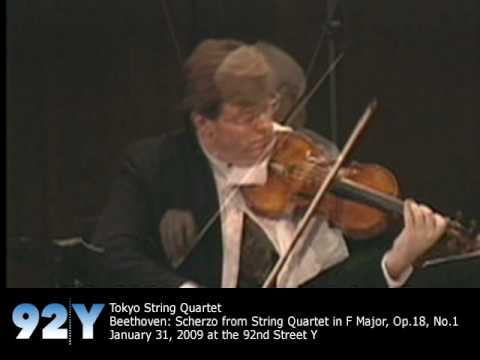 0 Tokyo String Quartet at the 92nd Street Y