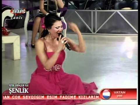 Ankaralı Ayşe Dincer - Öyle Olsun Kirli Mendil 2012