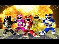 WILL THE POWER RANGERS SURVIVE!?... - THE SERIES [19] Custom ...