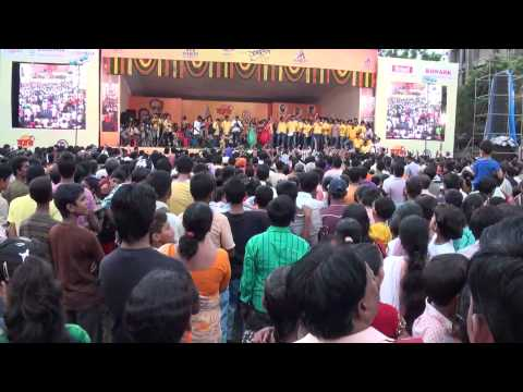 Navari Natali.. By Kartiki Gaikwad In Dombivli Gokulastami 2011 video