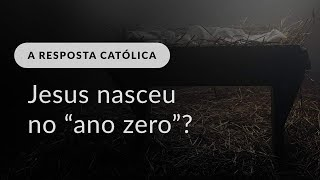 "Jesus nasceu mesmo no ""ano zero""? Padre Paulo Ricardo responde!"