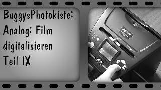 Analog: Film Digitalisieren - BuggysPhotokiste