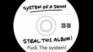 Watch System Of A Down Fuck The System video