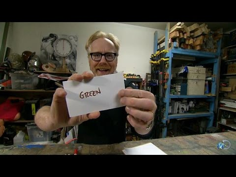 Take The Stroop Test | MythBusters