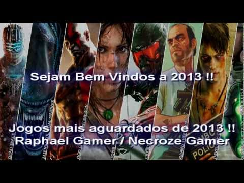 Raphael Gamer / Lançamentos de Games de 2013 (The Game Releases of 2013)