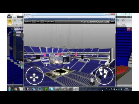 Vectorworks Spotlight 93MB model to iPad