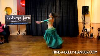 Giselle at Arabesque Nights - Oriental and Drum Solo