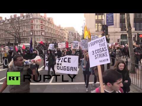 UK: Mark Duggan death verdict riles protesters
