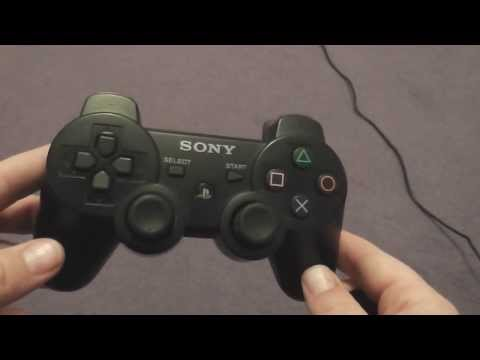 Playstation 3 Controller Mod (xbox 360 Thumbsticks)