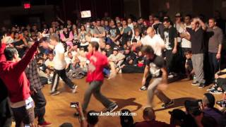 B-BoyWorld Evolution 5 Trailer