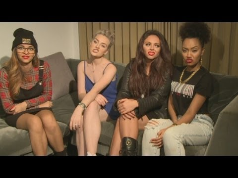 Little Mix full interview: Girls on embarrassing male fans, The X Factor, One Direction and Tulisa