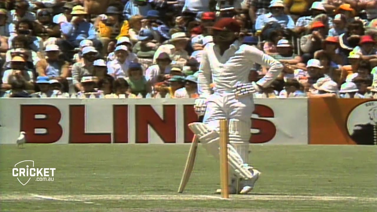 From the Vault: Lillee v Windies on Australia Day