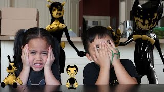 Bendy Toys - Funko Pops, Plushies, Blind Bags, & Action Figures!