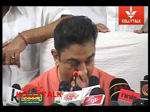 Kamal Haasan EXCLUSIVE INTERVIEW