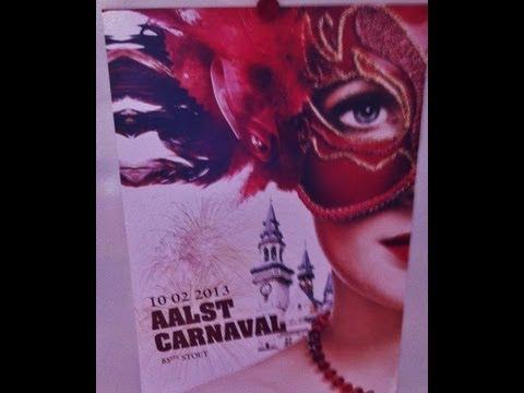 dat hangt mén kloeiten ooit - Aalst carnaval 2013