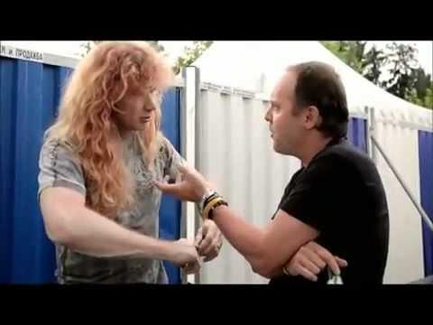 Megadeth Slayer Anthrax Metallica Big four Behind .mp3