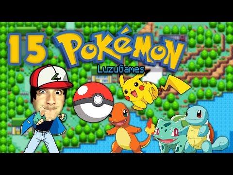 REVIVIENDO MI FOSIL POKEMON - Pokemon #15 - [LuzuGames]