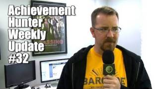 Achievement Hunter Weekly Update #32 (Week of October 11th, 2010)