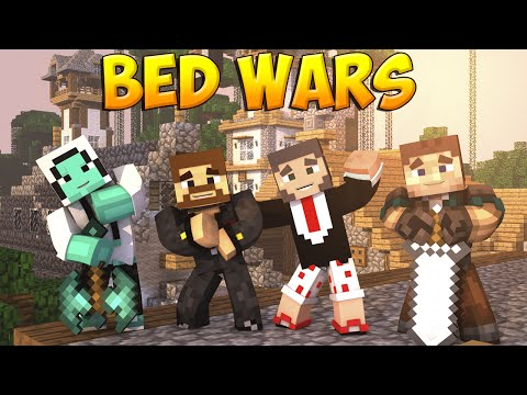 Minecraft Bed Wars #14 - Контратака