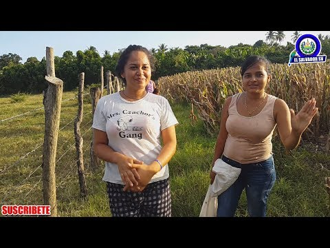 Asi Son las Chicas de El Salvador SV - TRABAJADORAS JESSICA Y PATTY