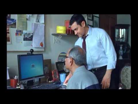 Aamir Khan in emotional advt of Titan Watch