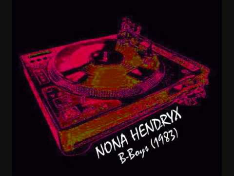 Nona Hendryx B-Boys - Keep It Confidential