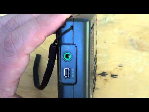 Tecsun PL 380 AM FM Shortwave radio with DSP electronic gadget review
