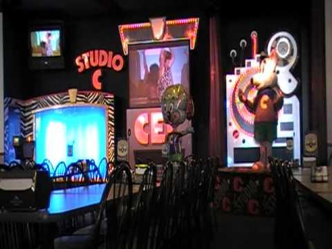 Chuck E Cheese S Portland May 2011 Segment 3 YouTube