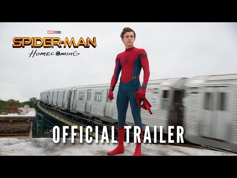 FIRST OFFICIAL Trailer for Spider-Man: Homecoming thumbnail