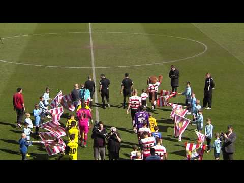 Doncaster v Fleetwood highlights