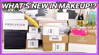 HUGE PR HAUL! | WHAT'S NEW IN MAKEUP!  from Madison Miller