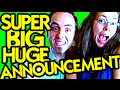SUPER BIG HUGE SPECIAL ANNOUNCEMENT!!! | LaneVids & TheFunnyrats