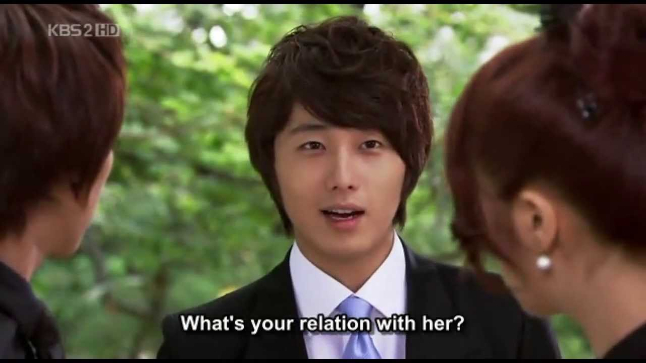Yoon Eun Hye and Jung Il  Jung Il Woo And Park Shin Hye