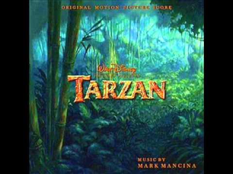 Tarzan Complete Score - Tarzan verses Sabor