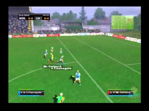 Gaelic Games Hurling PS2 Multiplayer Gameplay (SCEE / I R Gurus) Playstation 2