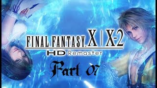 Lancer Plays Final Fantasy X: HD Remaster - Part 07: Sailing the S.S. Liki