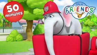 50 minutes - 5 episodes - City of Friends