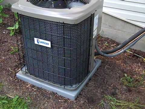 2 Ton Air Conditioner Change Out Youtube