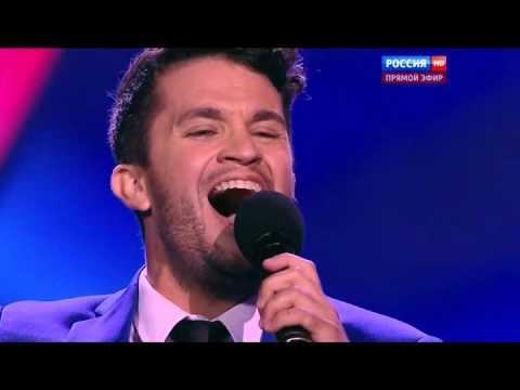 Damir Kedžo (Хорватия) -  All by myself (Новая волна 2015)