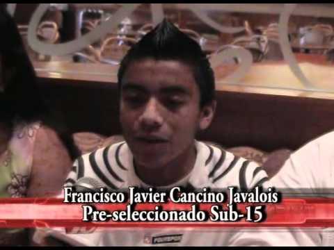 """Quiere ser el """"Chicharito Playense""""."""