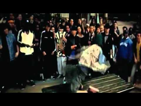 Dancing in the park FULL SCENE Step up 3D.flv