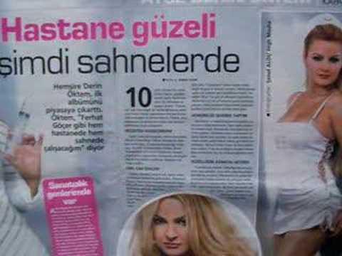 Ayşe Derin ÖKTEM - Akşam Gazetesi Siesta Magazin