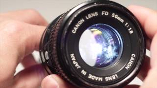 Buying Vintage Lenses Part 1: Dealbreakers