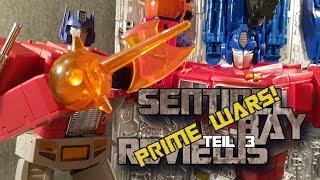 Magic Square MS01 Light of Freedom vs. Hasbro MP10 Optimus Prime Review Teil 3 deutsch/German